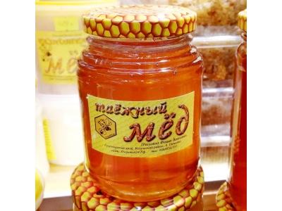 Мёд таёжное разнотравие (Козульский район)