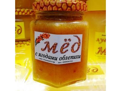 Мед с облепихой
